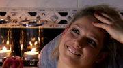 """""""Przyjaciółki"""": Joanna Liszowska w bardzo zmysłowej scenie"""