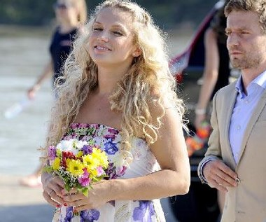 """""""Przyjaciółki"""": Liszowska bierze ślub"""