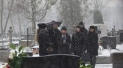 """""""Przyjaciółki"""": Niespodziewany gość na pogrzebie Michała!"""