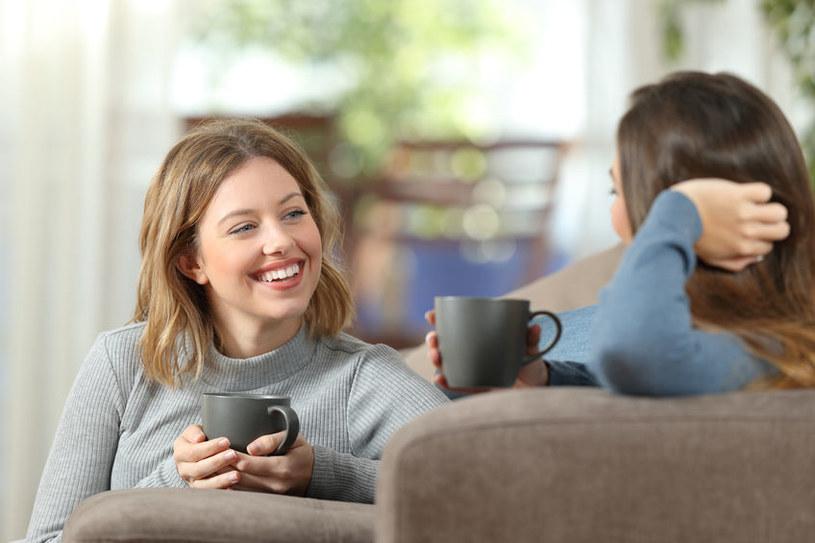 Przyjaźń jest gwarancją szczęśliwego życia /123RF/PICSEL