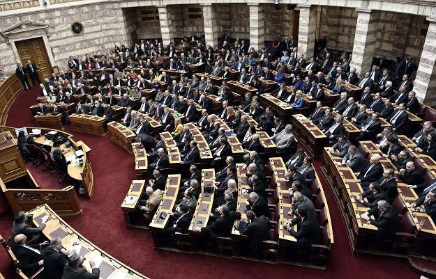 Przyjęcie przez grecki parlament propozycji strefy euro będzie kluczowe /AFP