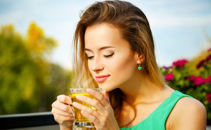 Przyjemność picia herbaty /© Photogenica