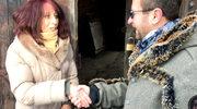 """""""Przyjmuję te klucze z pełną odpowiedzialnością"""". Gotycki zamek w Szymbarku ma nowego właściciela"""