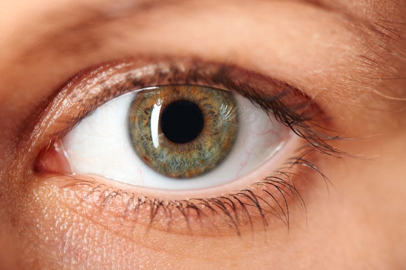 Przyjrzyj się swoim tęczówkom. Pewne zmiany świadczą o większym ryzyku miażdżycy /123RF/PICSEL