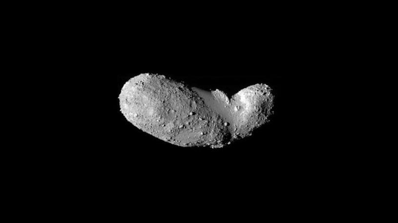 Przykładowa planetoida (zdjęcie ilustracyjne) /materiały prasowe