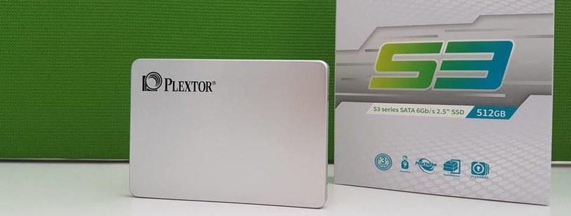 Przykładowy dysk SSD - Plexor S3C, cena około za 235 zł. /materiały prasowe