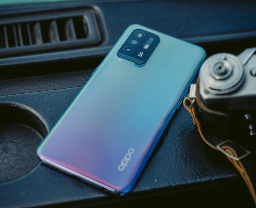 Przykładowy smartfon Oppo /materiały prasowe