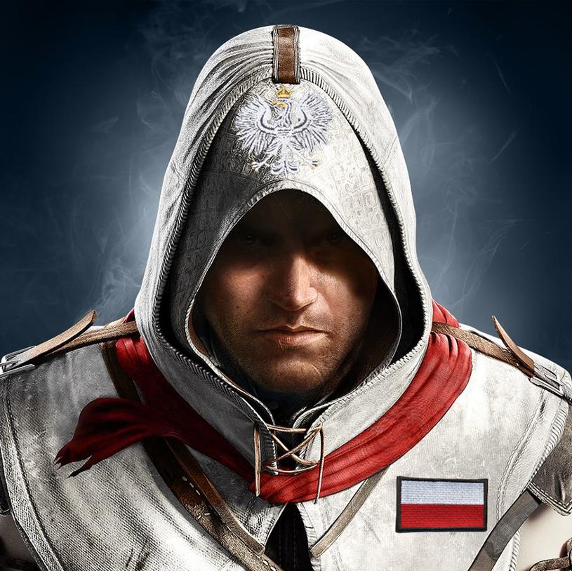 Przykładowy strój, jaki mógłby nosić asasyn w nowej odsłonie serii Assassin's Creed /INTERIA.PL