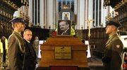 Przykry incydent na pogrzebie ostatniego więźnia PRL