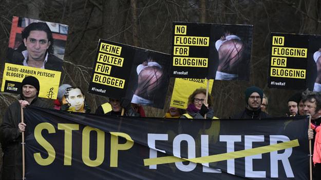 """""""Przypadek Badawiego jest przypadkiem szczególnym"""" /AFP"""