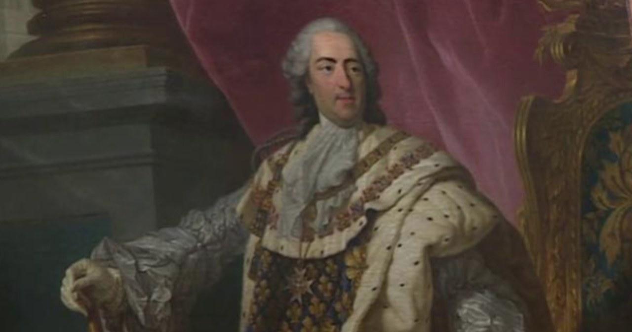 Przypadkiem odkryto cenny portret Ludwika XV. Wszyscy myśleli, że to kopia