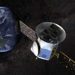Przypadkowa obserwacja kosmicznego łowcy planet