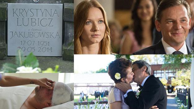 Przypominamy najważniejsze serialowe wydarzenia 2014! /Piotr Litwic/ Agencja W. Impact/  /TVN