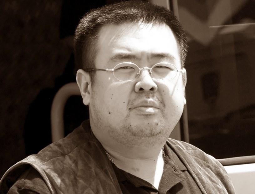 Przyrodni brat Kim Dzong Una został zamordowany /AFP