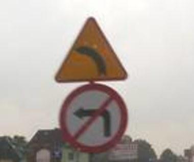 Przyślij nam opisy drogowych absurdów!