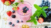 Przysmak na maślance z jogurtem