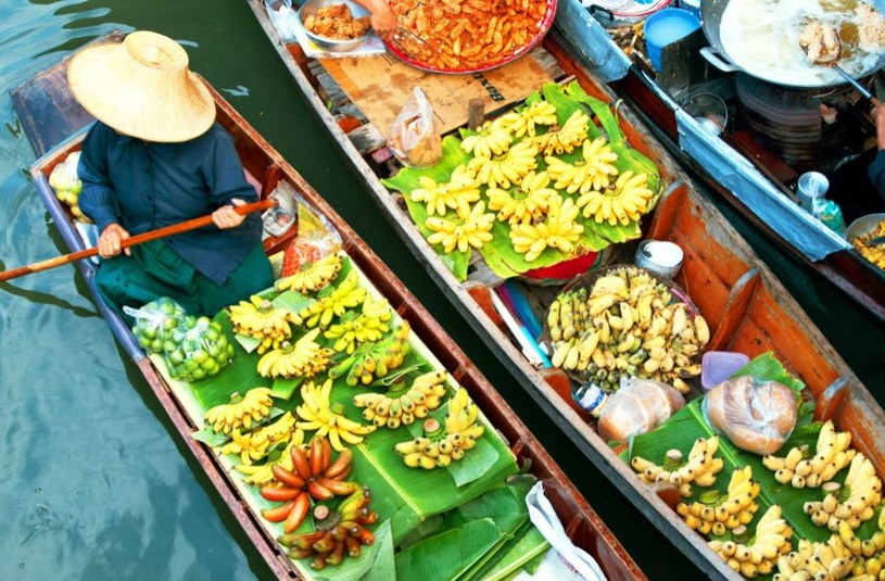 Przysmaki rodem z Tajlandii /materiały prasowe