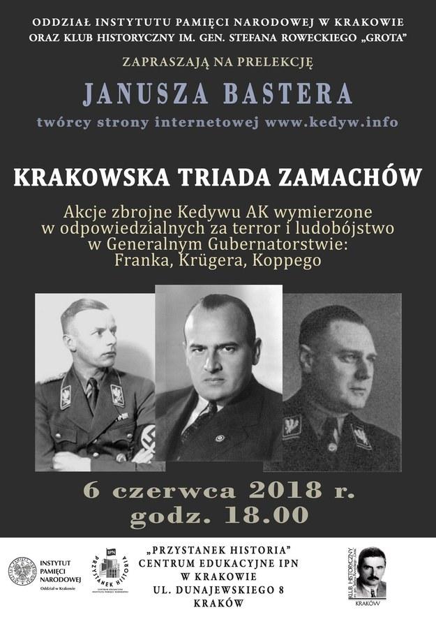 """Przystanek Historia"" zaprasza /IPN"