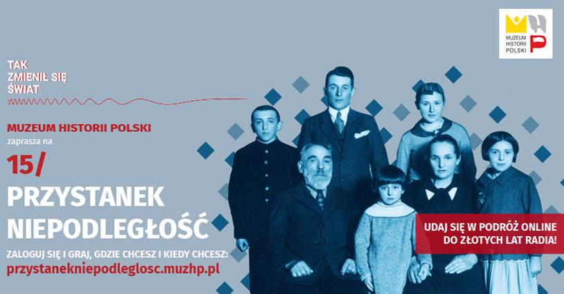 Przystanek Niepodległości /MUZHP /materiały prasowe