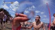 Przystanek Woodstock 2016: Harce w błocie