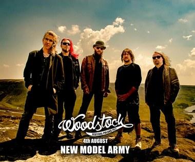 Przystanek Woodstock 2017: Przyjedzie New Model Army