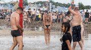 Przystanek Woodstock 2017: Zabawy w błocie