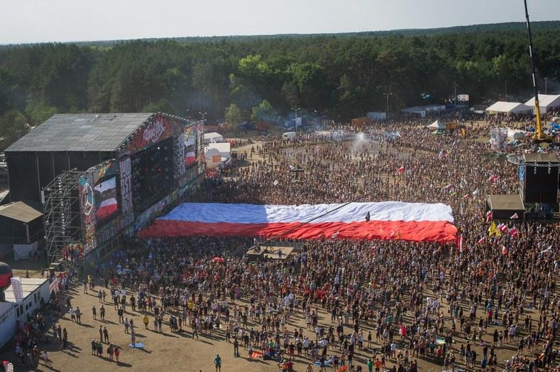 Przystanek Woodstock w 2015 roku. /Artur Rawicz /East News