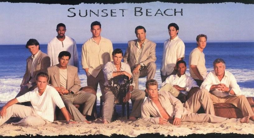 """Przystojniacy z """"Sunset Beach"""" /materiały prasowe"""