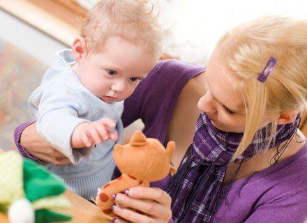Przyswajanie języka przez dziecko w ogóle jest procesem mocno zindywidualizowanym /© Panthermedia