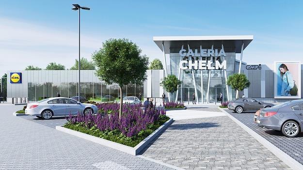 Przyszła Galeria Chelm /Informacja prasowa
