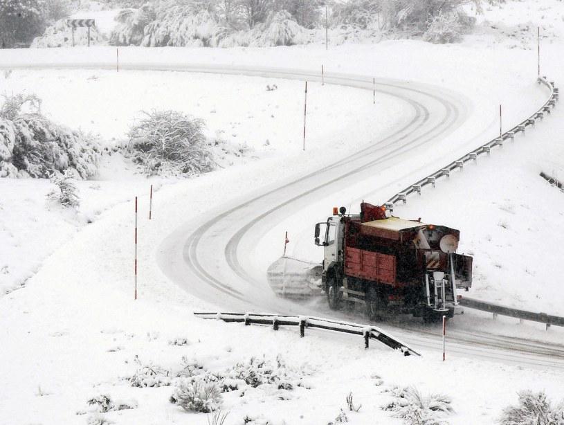 Przyszła zima /PAP/EPA