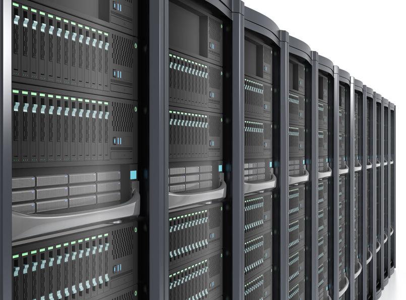 Przyszłe superkomputery będą znacznie wydajniejsze i bardziej energooszczędne /123RF/PICSEL