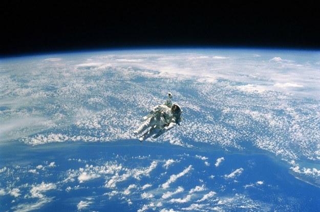 Przyszli astronauci mogą mieć poważne problemy zdrowotne /NASA