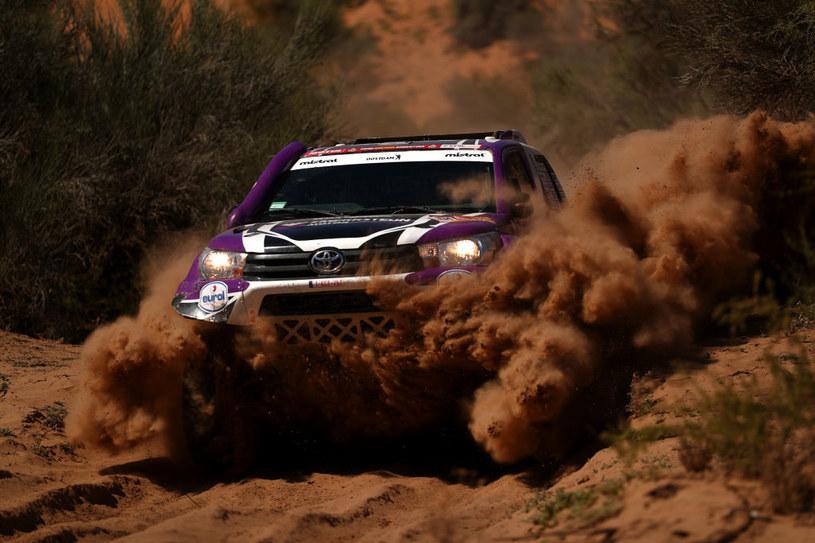 Przyszłoroczny Dakar odbędzie się tylko w Peru /Getty Images