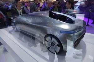 Przyszłość motoryzacji na targach CES 2015