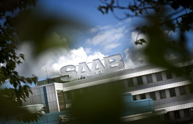 Przyszłość Saaba rysuje się w ciemnych barwach /AFP