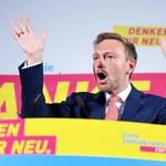 Przyszły koalicjant Merkel: Ten problem jest dla nas czerwoną linią