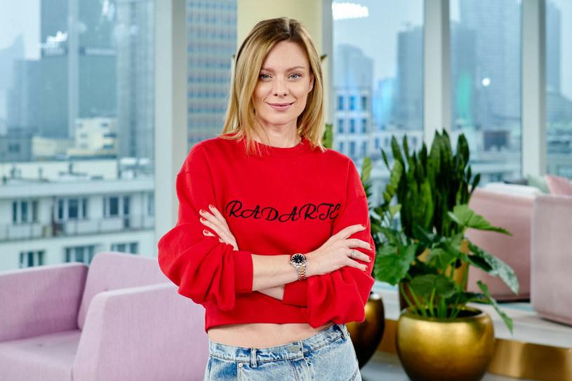 Przyszły rok zapowiada się pracowicie - przyznaje Magdalena Boczarska /Tomasz Urbanek/Dzień Dobry TVN/ /East News