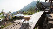 Przytulny kącik na balkonie i tarasie