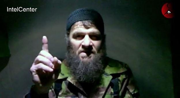 Przywódca Emiratu Kaukaskiego Doku Umarow /AFP