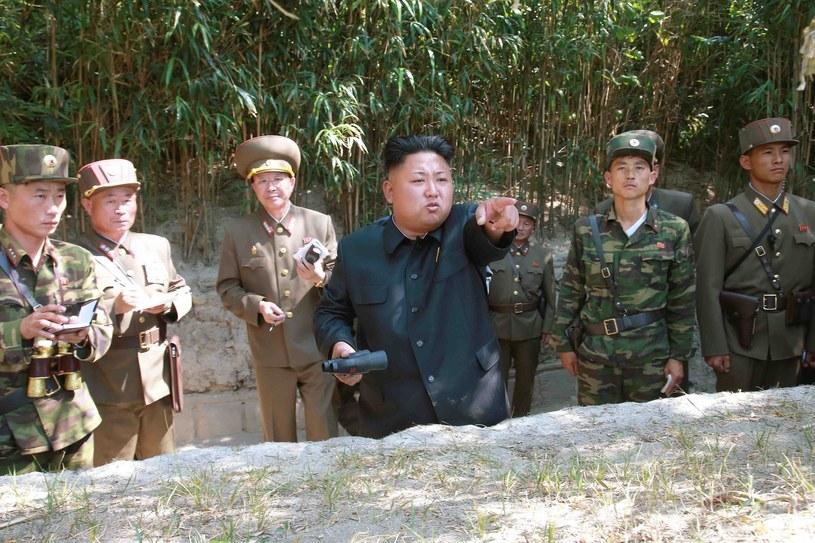 Przywódca Korei Północnej, zdj. ilustracyjne /Xinhua News /East News