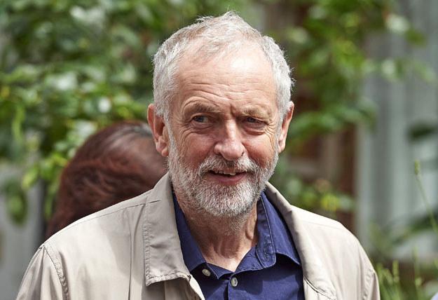 """Przywódca Partii Pracy Jeremy Corbyn """"nie zamierza zawieść zaufania"""" wyborców /AFP"""