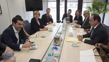 Przywódcy strefy euro żądają od Grecji odpowiedzialności