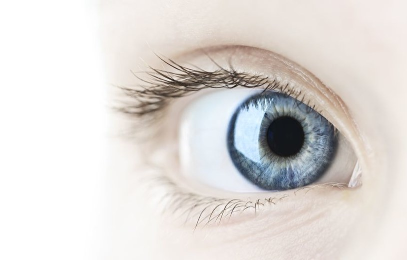 Przywracanie wzroku już wkrótce będzie możliwe /123RF/PICSEL