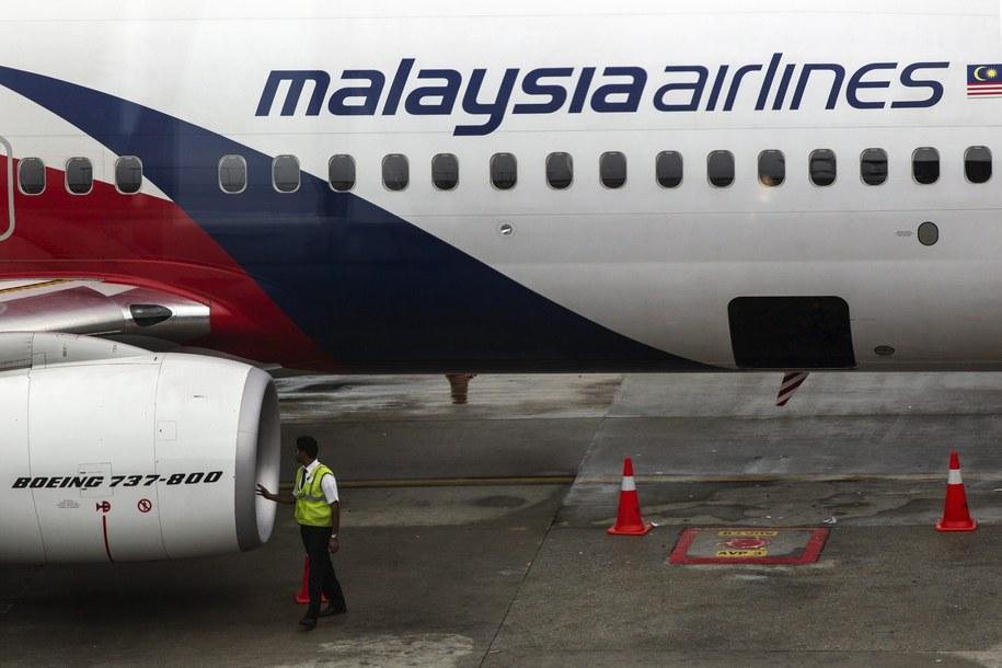 Przywrócenie rentowności malezyjskich linii jest planowane na koniec 2017 roku /AZHAR RAHIM /PAP/EPA