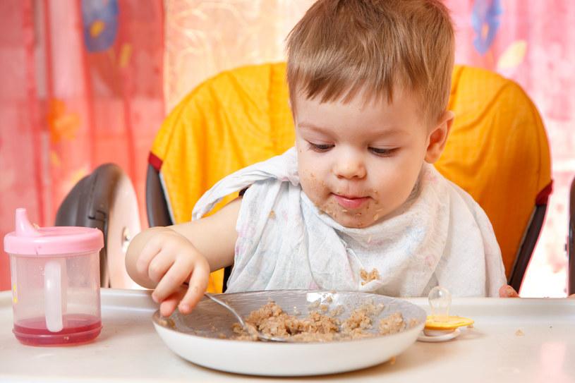 Przyzwyczajajmy dziecko do smaku kaszy od najmłoszych lat /123RF/PICSEL