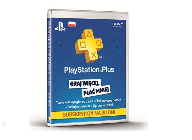 PS Plus 90 /materiały promocyjne