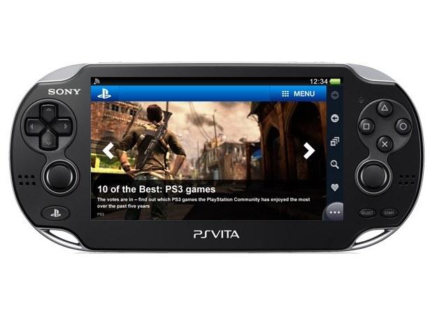 PS Vita to również wygodna przeglądarka internetowa /materiały promocyjne
