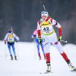 PŚ w biathlonie. Francuzi najlepsi w supermikście, Polacy zdublowani