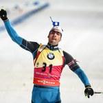 PŚ w biathlonie: Martin Fourcade najlepszy w sprincie w Novym Mescie